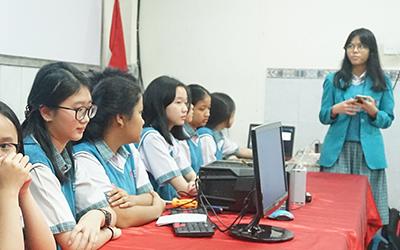 Ini Dia 10 Besar SMP Peraih Nilai UNBK dan UNKP di Sumsel Terbaik Tahun 2019, SMP IGS Masih di Urutan Pertama